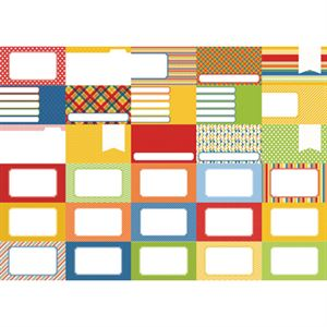 Picture of Pocket Primary Journal Cards by Katie Pertiet - Set 30