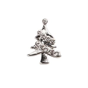 Picture of Large Crystal Tree Charm
